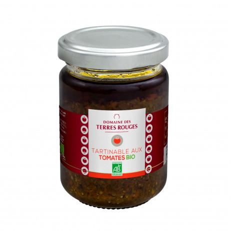 Tartinable aux Tomates Bio...