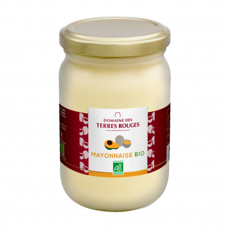 Mayonnaise Nature Bio 185g