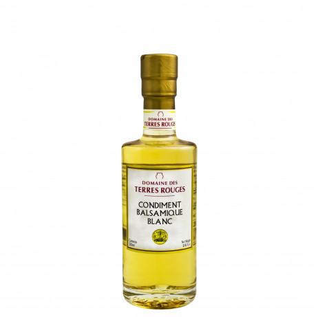 Vinaigre Balsamique Blanc 25cl