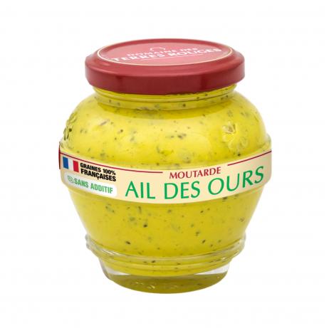 Moutarde à l'Ail des Ours...