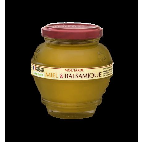 Moutarde  Miel & Balsamique...