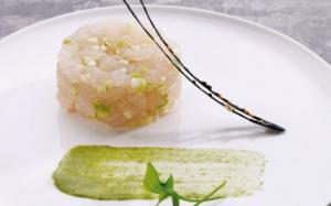 Tartare de Dorade au citron caviar - 4 personnes