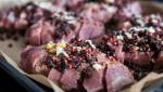 Magret de canard à la sauce Moutarde Violette - 4 personnes
